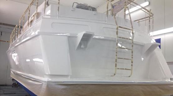 yacht-schilderwerk